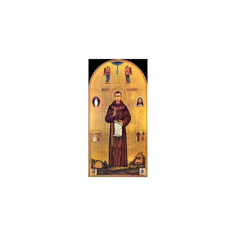 Icona del Beato Claudio Granzotto