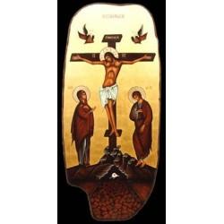 Icona della Crocifissione