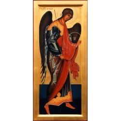 Icona dell'Arcangelo Michele nella Deesis
