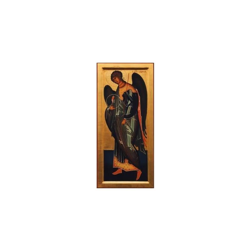Icona dell'Arcangelo Gabriele nella Deesis