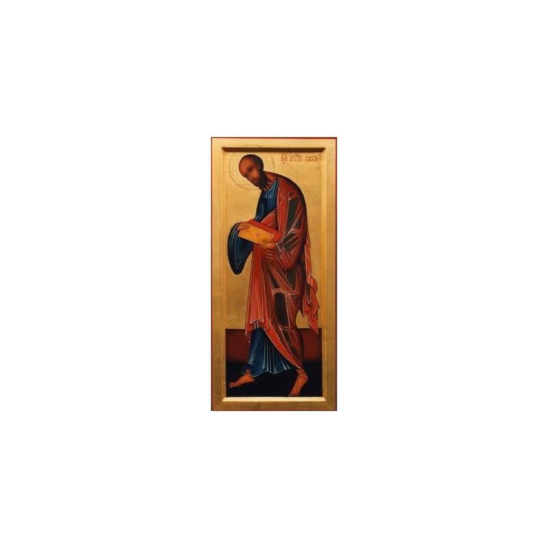 Icona di San Paolo nella Deesis