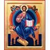 Icona di Cristo Glorioso nella Deesis