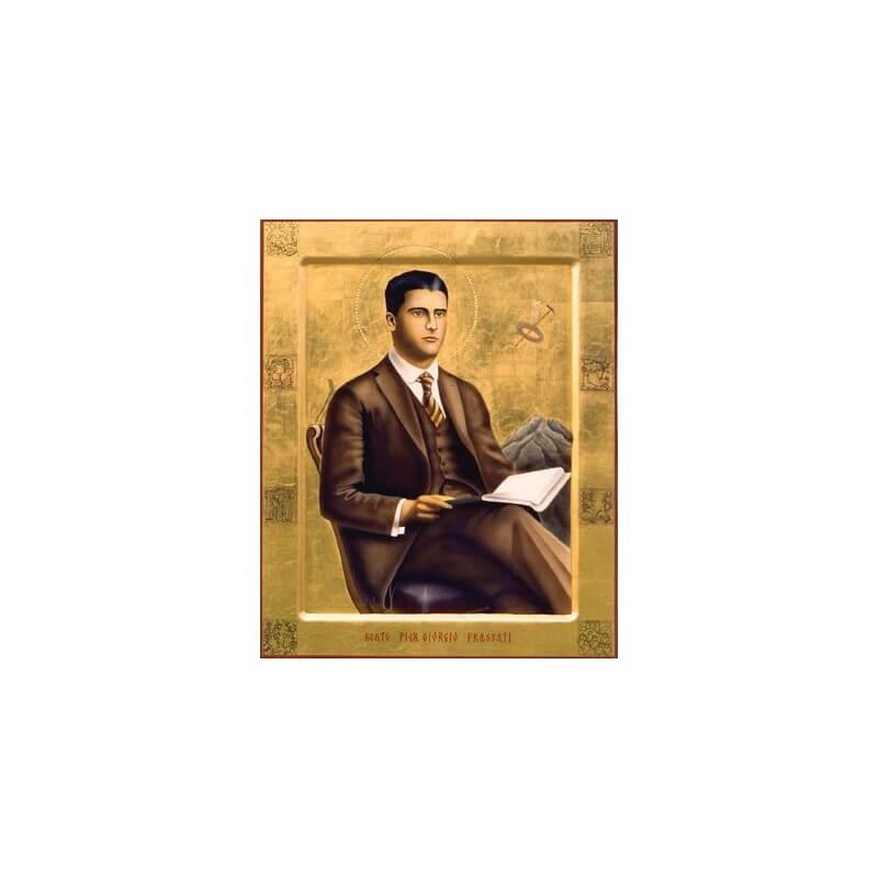 Icona del Beato Piergiorgio Frassati