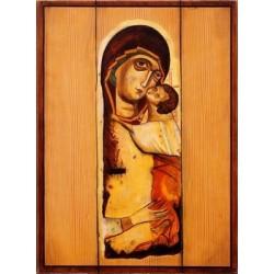 Icona della Vergine di Kuben