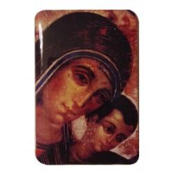 CALAMITA Adesiva con Madonna di KIKO