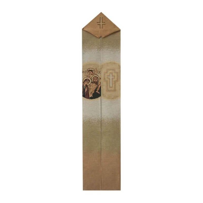 Stola con l'immagine della Sacra Famiglia