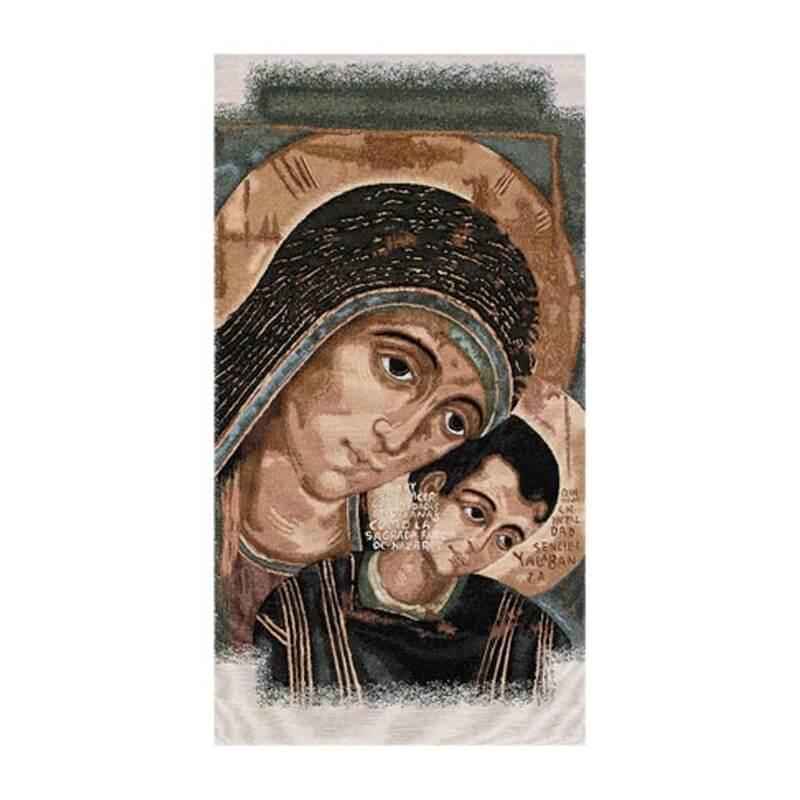 Copri Leggio con Madonna del Cammino