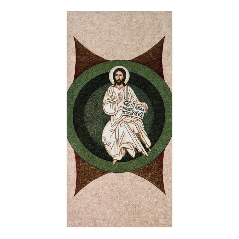 Copri Leggio con Cristo Glorioso