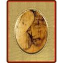 Il Buon Pastore 8x10x1,3 cm