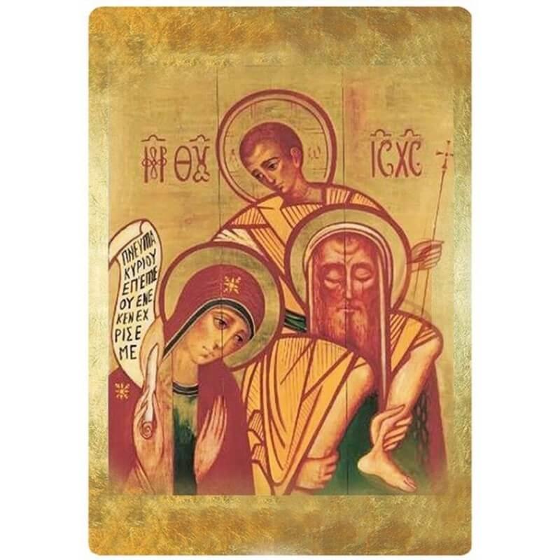 Adesivo della Sacra Famiglia