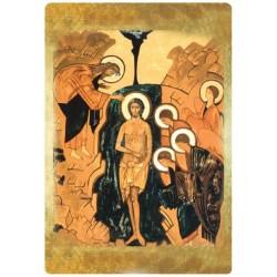 Adesivo del Battesimo di Gesù