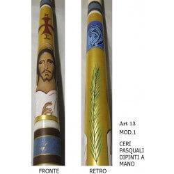 CERI Pasquali dipintii a mano mod.1