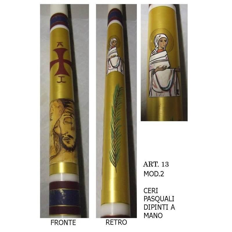 CERI Pasquali dipintii a mano mod.2