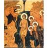 Icona del Battesimo 10 cm.