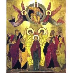 Icona del'Ascensione 10 cm.