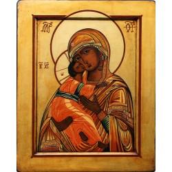 Icona della Vergine di...