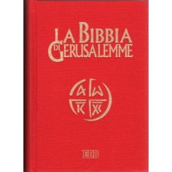 Bibbia di Gerusalemme tela...