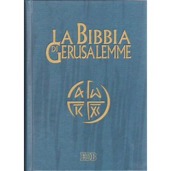 Bibbia di Gerusalemme tipo...