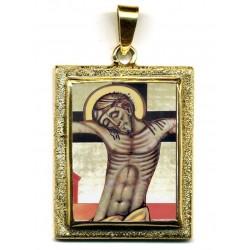 Il Crocifisso in Oro 750°°°...