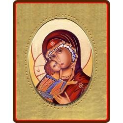 La Vergine di Vladimir 8x10...