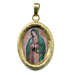 La Vergine di Guadalupe su...