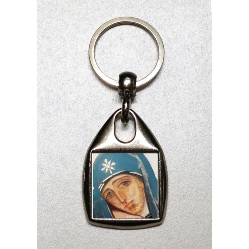 Portachiavi Madonna di Kiko