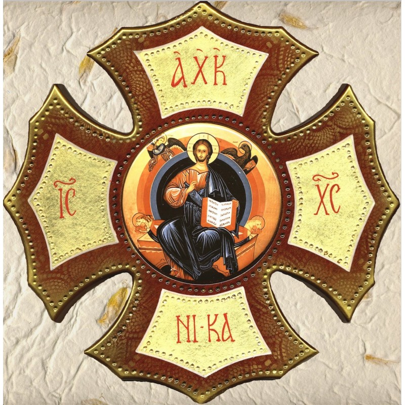 Cristo Glorioso in Trono