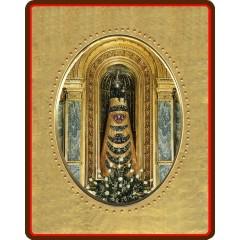 La Madonna di Loreto 8x10 cm.