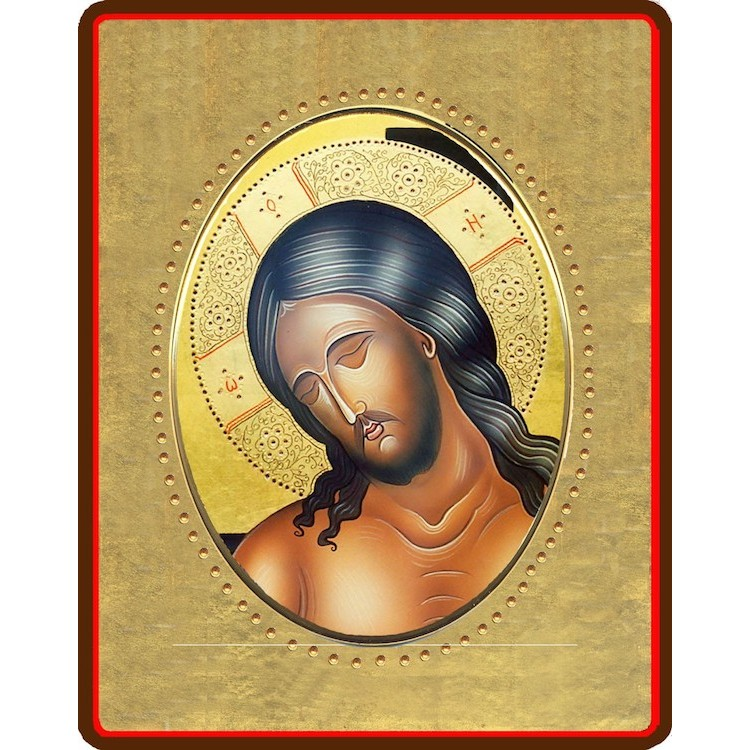 Cristo Sposo 8x10 cm.
