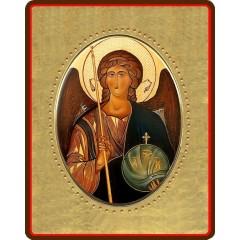 Arcangelo Michele 8x10 cm.