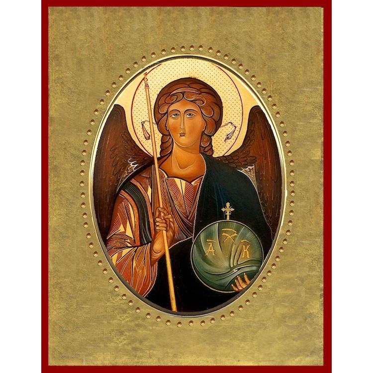 Arcangelo Michele 15x20 cm.