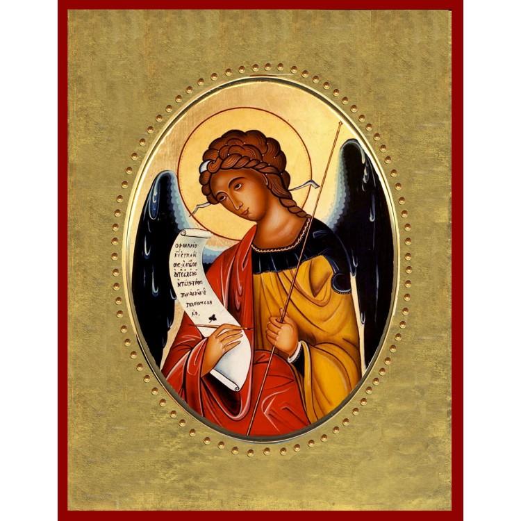 Arcangelo Gabriele 15x20 cm.