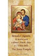 Immagini Religiose, Benedizioni Famiglie, Pergamene ai Sacramenti, Immagini Adesive, Cartoline e Pieghevoli Augurali
